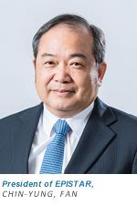 President of EPISTAR